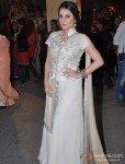 Minissha Lamba At Walk The Red Carpet Of Filmfare Awards 2013