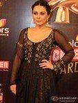 Minissha Lamba at Colors Screen Awards 2013