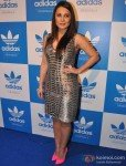 Minissha Lamba at a party hosted for him by Adidas Originals