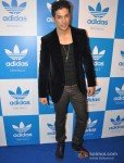 Muzammil Ibrahim at a party hosted for him by Adidas Originals