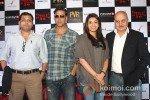 Neeraj Pandey Akshay Kumar, Kajal Aggarwal,Anupam Kher At Press Meet of 'Special Chabbis' in New Delhi Pic 1