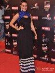 Neha Dhupia at Colors Screen Awards 2013