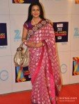Poonam Dhillon at Zee Cine Awards 2013
