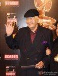 Prem Chopra at Colors Screen Awards 2013