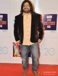 Pritam Chakraborty at Zee Cine Awards 2013