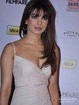 Priyanka Chopra At 58th Filmfare Awards Nominations Party Pic 1