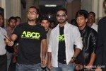 Punit Pathak, Mayuresh Wadkar Salman Yusuf Khan and Saajan Singh At 'ABCD - Any Body Can Dance' Movie Promotion Pic 1