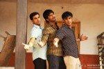 Raj Kumar Yadav, Sushant Singh Rajput and Amit Sadh in Kai Po Che Movie Stills Pic 2