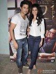 Rajeev Khandelwal and Tena Desae At Success Press Meet of 'Table No. 21' Pic 2