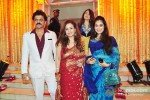 Rajesh Khattar with wife Vandana Sajnani And Lucky Morani At Udita Goswami, Mohit Suri's Wedding Ceremony