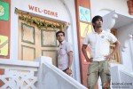 Raj Kumar Yadav and Sushant Singh Rajput in Kai Po Che Movie Stills