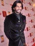 Ranveer Singh At 'Stardust Awards 2013'