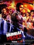Sachiin Joshi, Vimala Raman, Gihana Khan, Prakash Raj, Aditya Pancholi, Mahesh Manjrekar and Prashant Narayanan starrer Mumbai Mirror Movie Poster 2