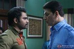 Sachiin Joshi and Aditya Pancholi in Mumbai Mirror Movie Stills