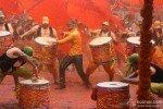 Sachiin Joshi in a still from 'Govinda Ala Re' song in Mumbai Mirror Movie Stills