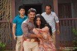 Sachiin Joshi in a still from 'Mumbai Mirror'