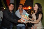 Sajid Khan, Ajay Devgn and Tamannaah at 'Himmatwala' Trailer Launch