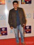 Sajid Khan at Zee Cine Awards 2013