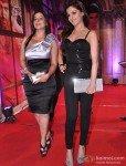 Sambhavna Seth And Monica Bedi At 'Stardust Awards 2013'
