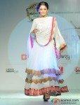 Sana khan At Launch of Telly Calendar 2013