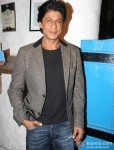 Shah Rukh Khan at Dabboo Ratnani's Calendar 2013 Launch Pic 1