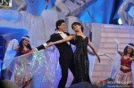 Shah Rukh Khan And Priyanka Chopra at Colors Screen Awards 2013