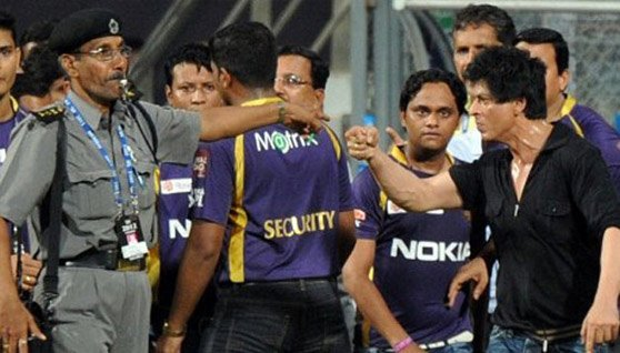 Shahrukh Khan's Misconduct in Wankhede