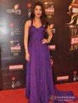 Shruti Hassan at Colors Screen Awards 2013