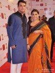 Siddharth Roy Kapur And Vidya Balan At 'Stardust Awards 2013'