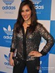 Sophie Chaudhary at a party hosted for him by Adidas Originals