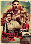 Akshay Kumar, Kajal Aggarwal, Jimmy Shergill, Manoj Bajpai and Anupam Kher starrer Special Chabbis Movie Poster 2