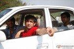 Sushant Singh Rajput, Amit Sadh and Raj Kumar Yadav in Kai Po Che Movie Stills