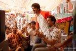 Sushant Singh Rajput and Raj Kumar Yadav in Kai Po Che Movie Stills