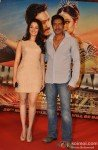 Tamannaah and Ajay Devgn at 'Himmatwala' Trailer Launch