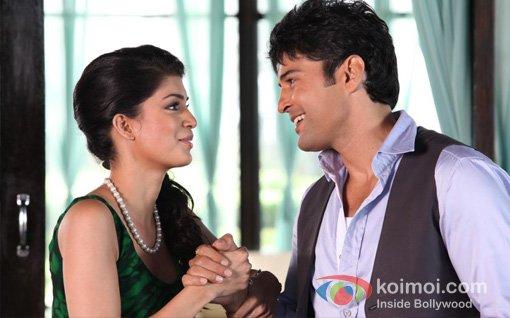 Tena Desae And Rajeev Khandelwal Table No. 21 Movie Stills