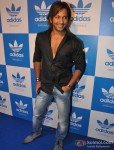 Terence Lewis at a party hosted for him by Adidas Originals