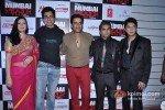 Urvashi Sharma, Sonu Sood, Ravi Kishan, Sachiin Joshi at 'Mumbai Mirror' Premiere