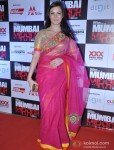 Urvashi Sharma at 'Mumbai Mirror' Premiere