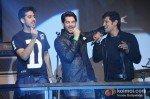 Vinay Virmani, Neil Nitin Mukesh, Vikram Jiiva At David Music Launch Pic 1