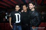 Vinay Virmani, Vikram Jiiva, Neil Nitin Mukesh At David Music Launch