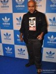 Vishal Dadlani at a party hosted for him by Adidas Originals