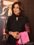 Zeenat Aman at Colors Screen Awards 2013