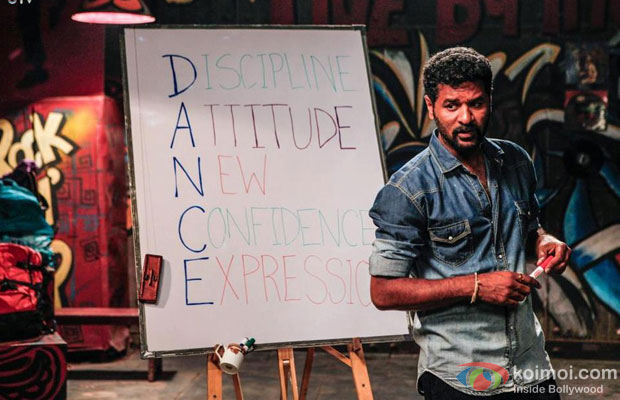 Still from ABCD – Any Body Can Dance Movie