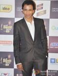 Abhijeet Sawant walk the Red Carpet of 'Mirchi Music Awards' 2013