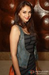 Aditi Rao Hydari at a press conference of film Murder 3