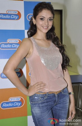 Aditi Rao Hydari at the film Murder 3 music launch