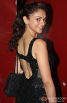 Aditi Rao Hydari at the film Race 2 special screening