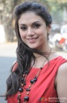 Aditi Rao Hydari beams for the shutterbugs
