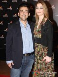 Adnan Sami at the 4th Anniversary Party of Colors Channel