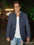 Ajay Devgn walk the Red Carpet of 'Mirchi Music Awards' 2013